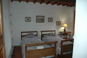 Il Roseto, Apartmanok  Tavarnelle in Val di Pesa - big - 18