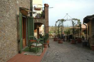 Il Roseto, Apartmány  Tavarnelle in Val di Pesa - big - 27