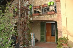 Il Roseto, Apartmány  Tavarnelle in Val di Pesa - big - 28