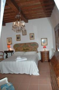 Il Roseto, Apartmány  Tavarnelle in Val di Pesa - big - 32