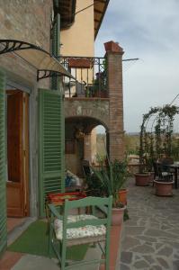Il Roseto, Apartmány  Tavarnelle in Val di Pesa - big - 34