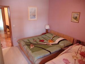 Apartments Diana 3464, Appartamenti  Makarska - big - 16