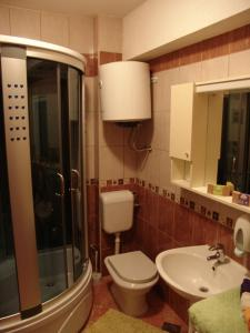 Apartments Diana 3464, Appartamenti  Makarska - big - 9