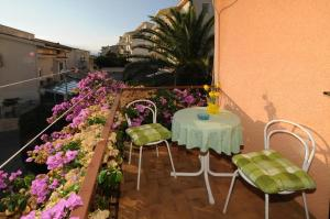 Apartments Katica 3465, Apartmanok  Makarska - big - 16