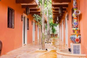 Real Las Haciendas, Hotels  Valladolid - big - 32