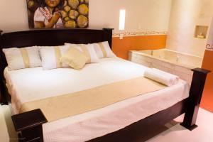 Real Las Haciendas, Hotels  Valladolid - big - 4