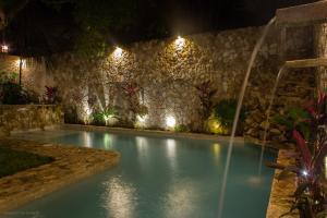Real Las Haciendas, Hotels  Valladolid - big - 38