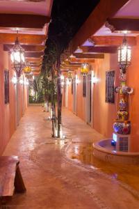 Real Las Haciendas, Hotels  Valladolid - big - 36