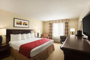 Country Inn & Suites by Radisson, Sumter, SC, Hotels  Sumter - big - 4