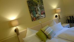 Hotel Villa Verde, Hotely  Düsseldorf - big - 20