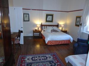 Dobbeltværelse med en ekstra seng