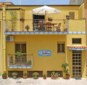 I Colori dell'Arcobaleno, Bed and breakfasts  Santo Stefano di Camastra - big - 25
