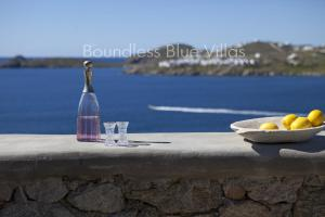 Boundless Blue Villas, Vily  Platis Yialos Mykonos - big - 38