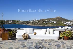 Boundless Blue Villas, Vily  Platis Yialos Mykonos - big - 39