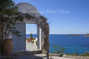 Boundless Blue Villas, Vily  Platis Yialos Mykonos - big - 40