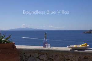 Boundless Blue Villas, Villas  Platis Yialos Mykonos - big - 43