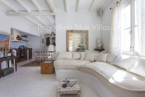 Boundless Blue Villas, Vily  Platis Yialos Mykonos - big - 47
