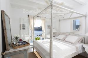 Boundless Blue Villas, Vily  Platis Yialos Mykonos - big - 48