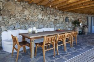 Boundless Blue Villas, Vily  Platis Yialos Mykonos - big - 49