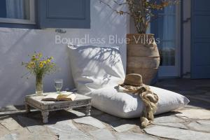 Boundless Blue Villas, Vily  Platis Yialos Mykonos - big - 50