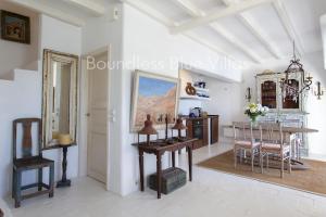 Boundless Blue Villas, Villas  Platis Yialos Mykonos - big - 53