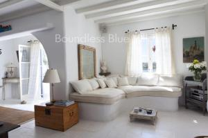 Boundless Blue Villas, Vily  Platis Yialos Mykonos - big - 54