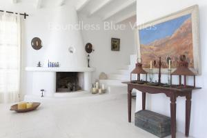 Boundless Blue Villas, Vily  Platis Yialos Mykonos - big - 58