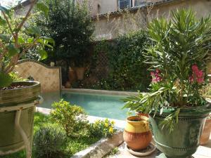 La Merci, Chambres d'hôtes, Bed & Breakfast  Montpellier - big - 55
