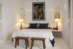Boundless Blue Villas, Vily  Platis Yialos Mykonos - big - 61