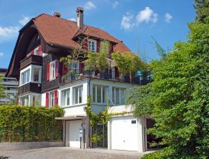 Accommodation in Thun