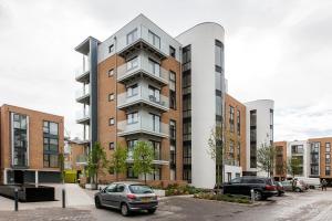 Pinnacle Residences - Central Cambridge, Apartmanok  Cambridge - big - 107