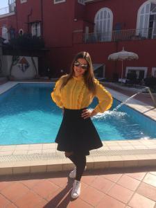 Hotel Villa La Colombaia, Hotels  Portici - big - 110