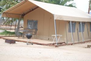 Canvas Cabin Tent Lodge