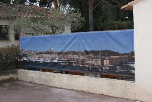 Maison Plage de la Garonette, Ferienhäuser  Sainte-Maxime - big - 14