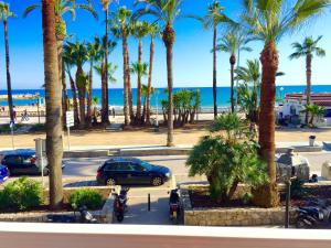 Sitges Seafront Apartment, Apartmány  Sitges - big - 15
