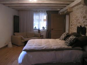 La Cour Pavee, Bed & Breakfast  Genolier - big - 18