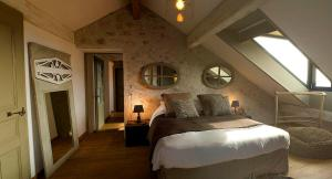 La Cour Pavee, Bed & Breakfast  Genolier - big - 22