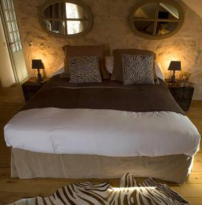 La Cour Pavee, Bed & Breakfast  Genolier - big - 21