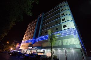 Blue Night Hotel, Szállodák  Dzsidda - big - 13