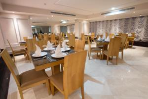 Blue Night Hotel, Hotels  Jeddah - big - 52