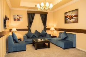 Blue Night Hotel, Szállodák  Dzsidda - big - 10