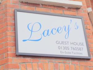 Lacey's Bed & Breakfast, Penziony  Weymouth - big - 39