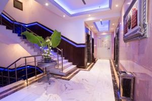 Blue Night Hotel, Szállodák  Dzsidda - big - 54