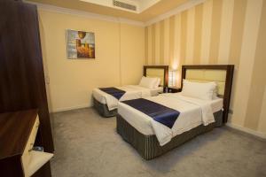 Blue Night Hotel, Szállodák  Dzsidda - big - 6
