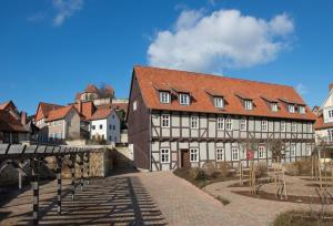 Maria Aurora, Hotels  Quedlinburg - big - 34