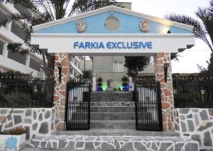 Farkia Exclusive Studios, Apartments  Faliraki - big - 67
