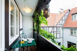 Hotel Theophano, Hotely  Quedlinburg - big - 43