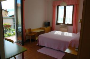 Hotel Sonenga, Отели  Менаджо - big - 20