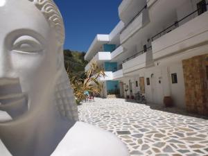 Farkia Exclusive Studios, Apartments  Faliraki - big - 55
