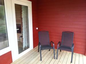 Hamgården Nature Resort Tiveden, Country houses  Tived - big - 18